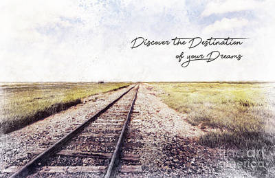Photograph - Discover The Destination Of Your Dreams by James Hennis