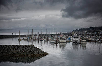 Photograph - Discovery Harbour by Randy Hall