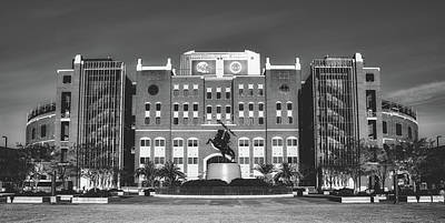Photograph - Doak Campbell Stadium by Pixabay