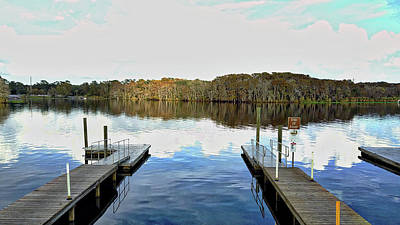 Photograph - Dock Of The Bay by Michael Albright