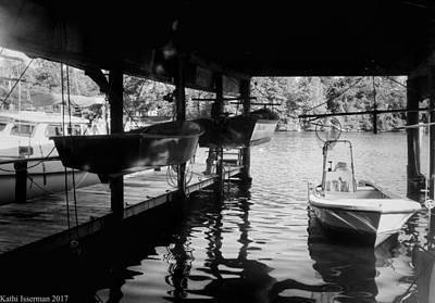 Photograph - Docked by Kathi Isserman