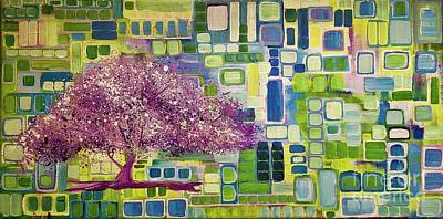 Painting - Dogwood by Donna Howard