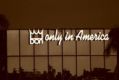 Photograph - Don King Only In America by Rob Hans