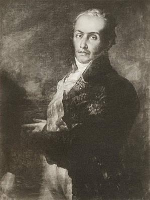 Don Pedro Caro Y Sureda, 3rd Marquis Of Art Print by Vintage Design Pics