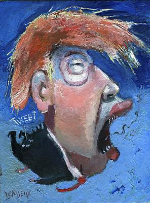 Donald Trump Original by Kathryn LeMieux