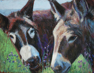 Pastel - Donkey Tonk by Billie Colson