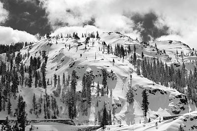 Photograph - Donner Summit by Jim Thompson