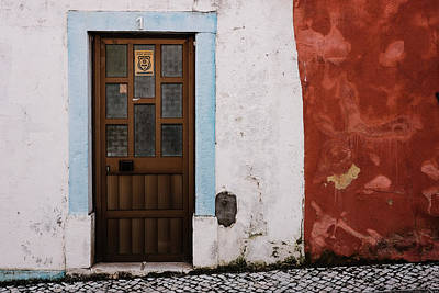 Photograph - Door No 1 by Marco Oliveira