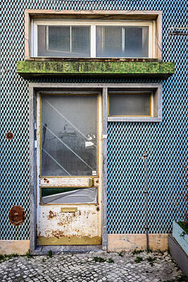 Photograph - Door No 5 by Marco Oliveira