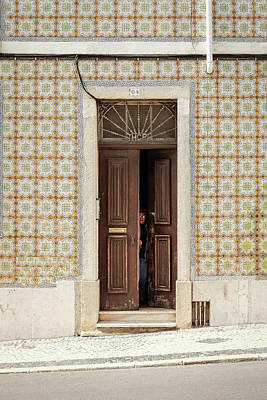 Photograph - Door No 64 by Marco Oliveira