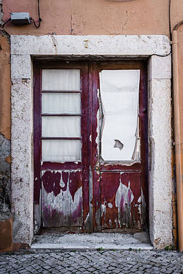 Keith Richards - Door No 7 by Marco Oliveira