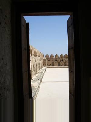 Doorway Original by Sunaina Serna Ahluwalia