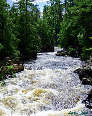 Photograph - Dorwin Falls,  by Elfriede Fulda