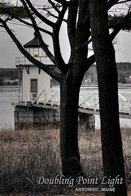 Photograph - Doubling Point Light by Patrick Groleau