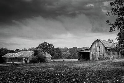Photograph - Farm Country - Rural Landscape by Barry Jones