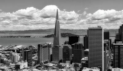 Photograph - Downtown San Francisco by L O C