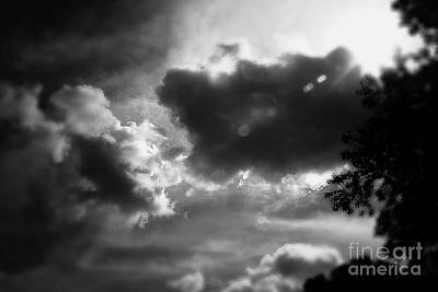 Photograph - Drama In The Sky by Paul Cammarata