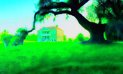 Photograph - Drayton Hall by Jan W Faul