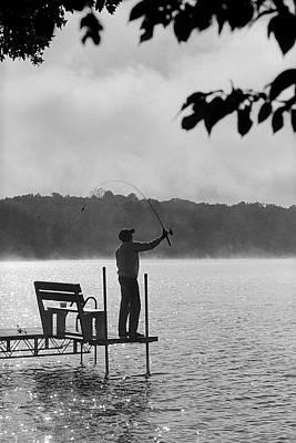 Fishing Photograph - Dream Big by Bruce Thompson