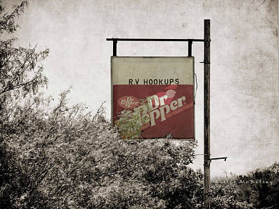Photograph - Drink Dr Pepper by Charles McKelroy
