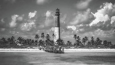 Tortuga Beach Photograph - Dry Tortugas Lighthouse by Unsplash