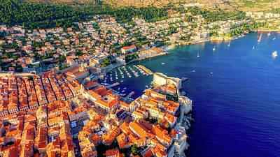 Photograph - Dubrovnik Croatia by Ivan Bagic