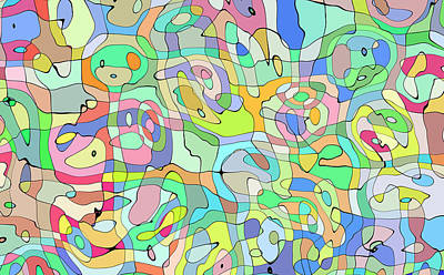 Ducks And Ponds Art Print