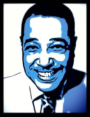 Jazz Digital Art - Duke Ellington by John Springfield