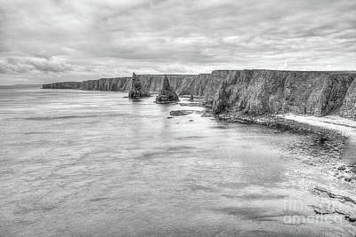 Photograph - Duncansby Head Highlands by Benny Marty