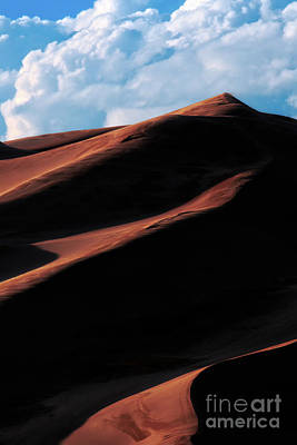 Photograph - Dunes Rising by Doug Sturgess
