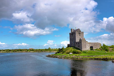 Photograph - Dunguaire Castle  by Fabrizio Troiani