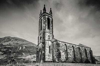 Photograph - Dunlewey Church Of Ireland  by Martina Fagan
