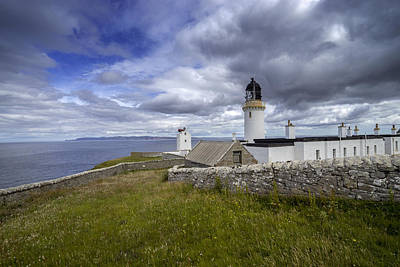 Photograph - Dunnet Head by Jeremy Lavender Photography