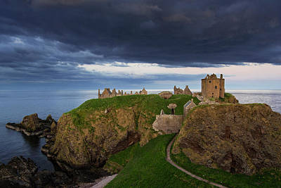 Photograph - Dunnottar Castle by Arterra Picture Library