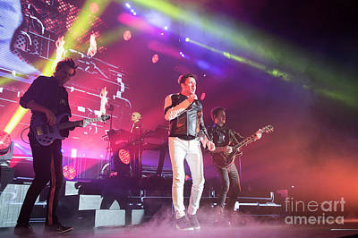 Photograph - Duran Duran  by Phill Potter