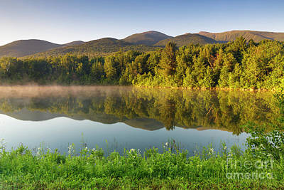 Photograph - Durand Lake - Randolph New Hampshire by Erin Paul Donovan