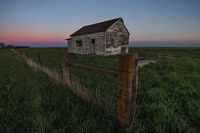 Photograph - Dusk  by Aaron J Groen