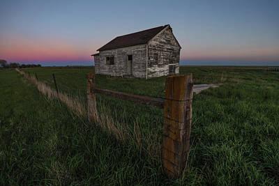 Photograph - Dusk  by Aaron J Groen