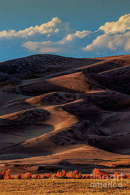 Photograph - Dusk At The Dunes by Doug Sturgess
