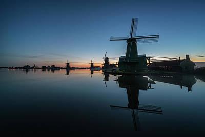 Nederland Photograph - Dutch Landscape by Reinier Snijders