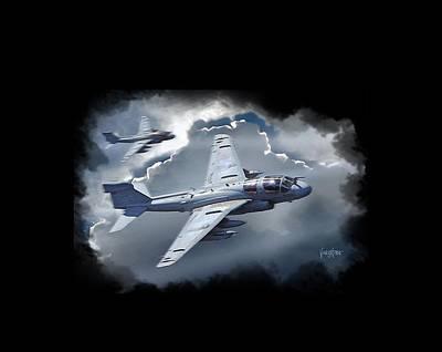 Ea-6b Prowler Art Print