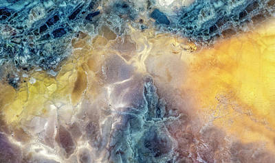 Photograph - Earth Portrait by David Waldrop