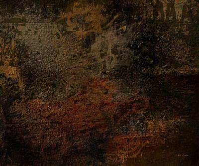 Earth Texture 2 Art Print