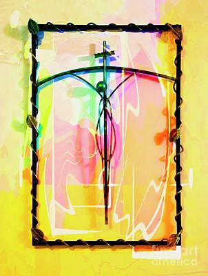 Easter Remembrance Art Print by Al Bourassa