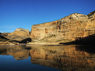 Photograph - Echo Park In Dinosaur National Monument by Nadja Rider