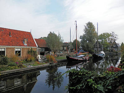 Photograph - Edam by Pema Hou