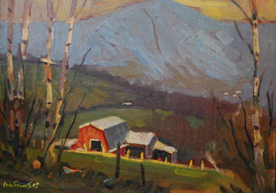 Painting - Eddie's by Len Stomski