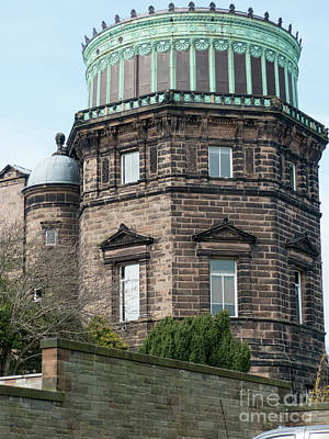 Photograph - Edinburgh Royal Observatory by Rod Jones