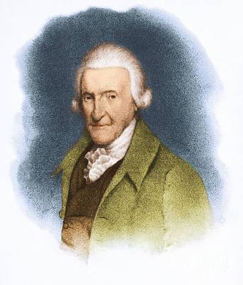 Edward Augustus Holyoke, American Art Print by Science Source