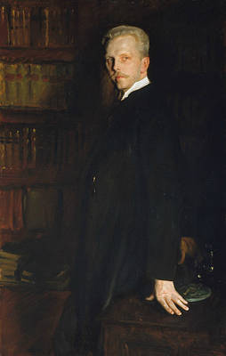 Painting - Edward Robinson by John Singer Sargent